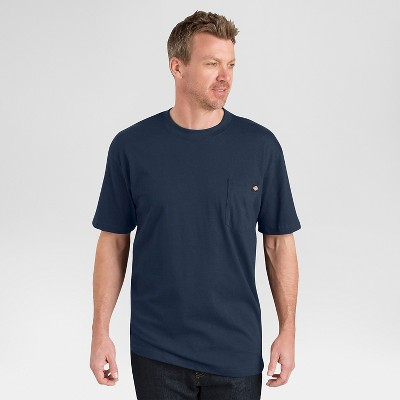 Dickies® Men's Big & Tall 2pk Cotton Short Sleeve Pocket T-Shirt