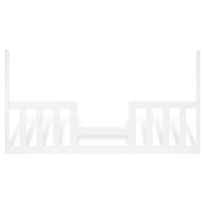 Child Craft Kayden/Parisian Convertible Crib Toddler Guard Rail - Matte White