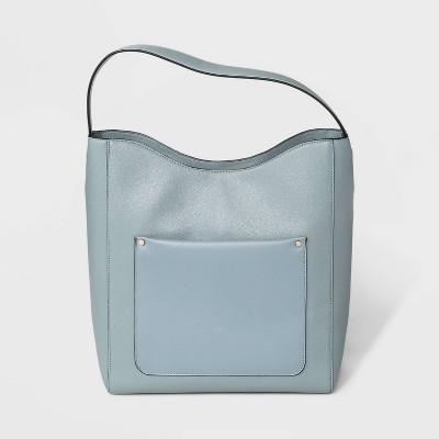 Front Pocket Hobo Handbag - A New Day™
