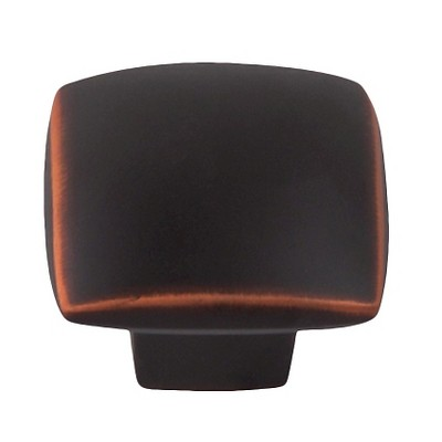 Sumner Street Home Hardware - 1.25 - 4 -Piece - Knob - Oil-Rubbed Bronze Boise