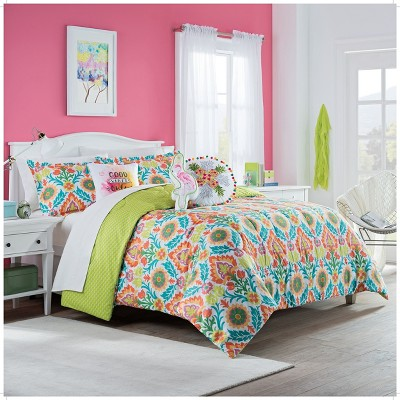 Santa Maria Reversible Comforter Sets - Spree By Waverly