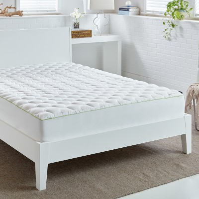White Hyper-Cotton 4.0 Mattress Pad - Bedgear