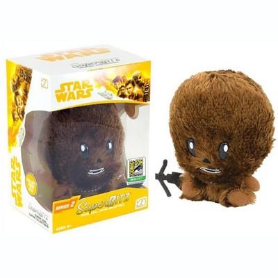 """Star Wars 4"""" Super Bitz Plush - Chewie SDCC'18 Exclusive"""