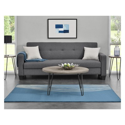 retro living room coffee table parking for theater portland heywood round joy target
