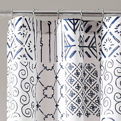 rust colored shower curtains target