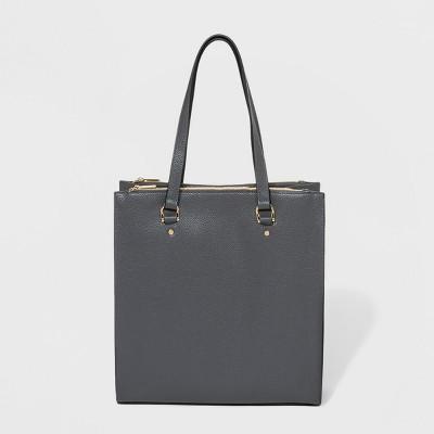 Zipper Tote Handbag - A New Day™