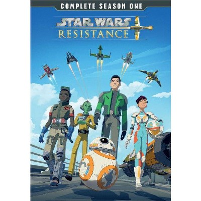 Star Wars Resistance Season 1 (DVD)