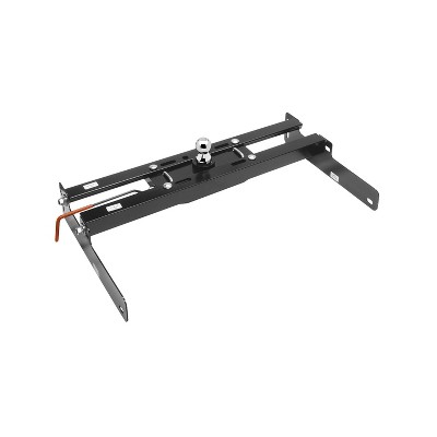 draw tite 9465 37 hide a goose complete gooseneck trailer hitch towing system for select ford f 150 models