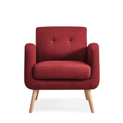 Kenneth Mid Century Modern Arm Chair - Handy Living