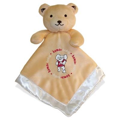 NCAA Baby Fanatic Security Bear - White