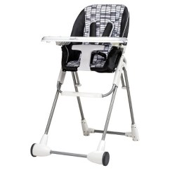 Evenflo Easy Fold High Chair Spandex Covers Near Me Symmetry Logan Target