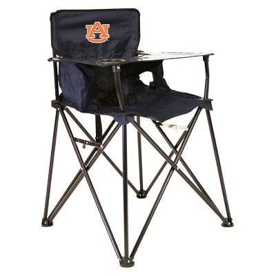 NCAA Auburn Tigers Ciao! BabyPortable High Chair - Navy