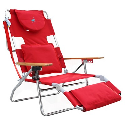reclining beach chairs hammock chair stand round base ostrich deluxe face down 3 in 1 deltess target about this item