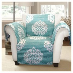 Target Blue Chair Trendy Recliner Chairs Sophie Furniture Protector Armchair Slipcover About This Item