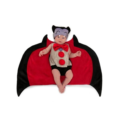 Baby Swaddle Wings Drooly Drac Halloween Costume - Princess Paradise