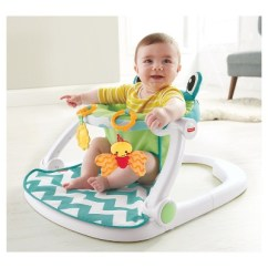 Fisher Price Sit And Play Chair Folding Gunde Me Up Floor Seat Citrus Frog Target 11 More
