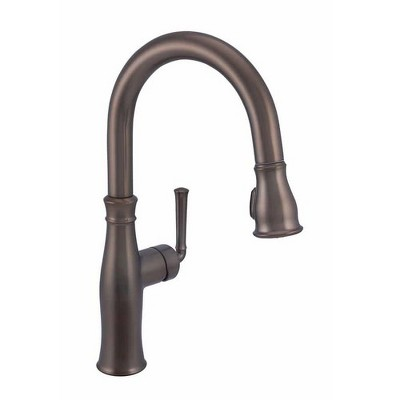 Mirabelle MIRXCWL100M Williston 1.8 GPM Single Hole Pull-Down Kitchen Faucet