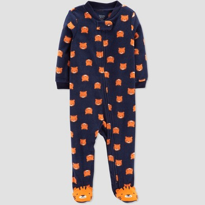 Baby Boys' Tiger Sleep 'N Play - Just One You® made by carter's Navy