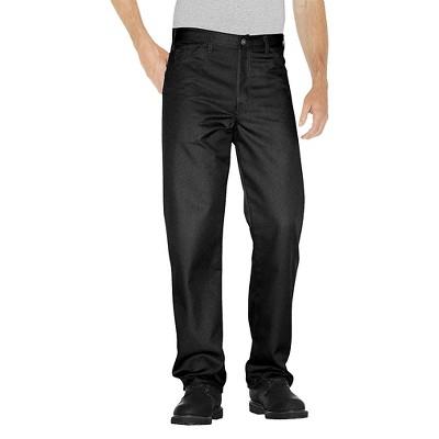 Dickies® Men's Regular Straight Fit Twill 5- Pocket StayDark® Work Pants