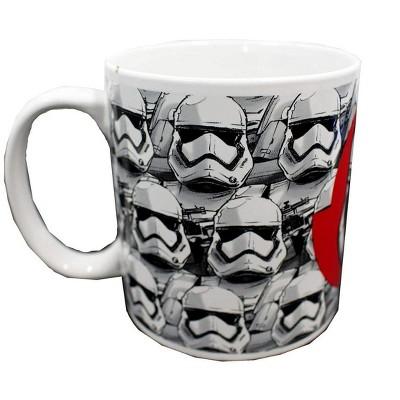 Star Wars Stormtroopers/ Troop Leader Heat Reveal 11oz Ceramic Coffee Mug
