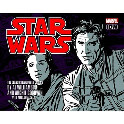 Star Wars: The Classic Newspaper Comics Vol. 2 - by  Archie Goodwin (Hardcover)
