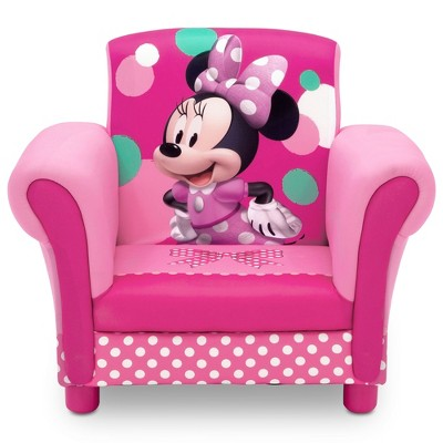 Minnie Mouse Upholstered Kids Armchair  Disney  Target