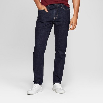 Men's Athletic Fit Jeans - Goodfellow & Co™ Rinse Wash