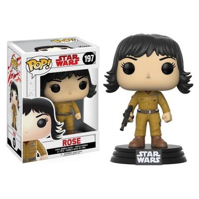 Funko® POP! Star Wars: The Last Jedi - Rose Tico Mini Figure