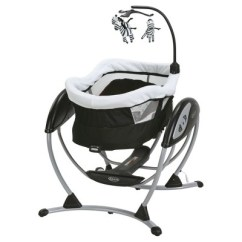 Graco Swing Chair Zebra Steelcase Office Chairs Dreamglider Gliding Sleeper Baby Target