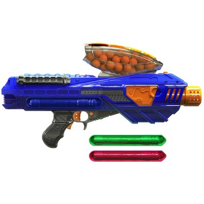 Dart Zone Ballistix Ops Velocity Motorized Ball Blaster