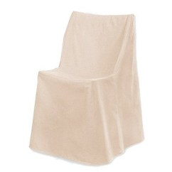 Chair Covers For Folding Chairs Near Me Baseball Cotton Duck Cover Natural Sure Fit Target About This Item