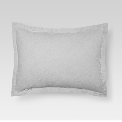 Linen Blend Sham - Threshold™