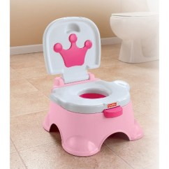 Fisher Price Duck Potty Chair Kids Recliner Chairs Stepstool Pink Target 2 More
