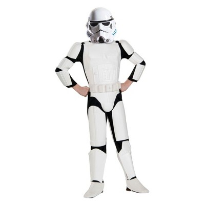 Star Wars Rebels Kids' Deluxe Stormtrooper Halloween Costume