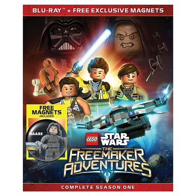 Lego Star Wars: The Freemaker Adventures (Blu-ray)