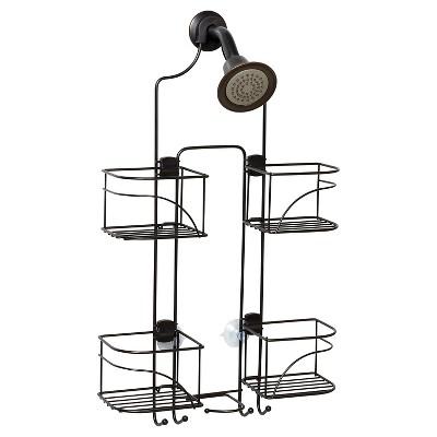 shower racks target