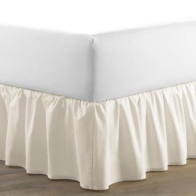 Solid Ruffle Bedskirt - Laura Ashley
