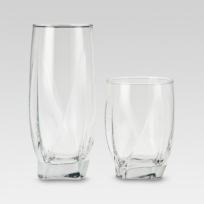 Ridley 12pc Glass Tumblers - Threshold™