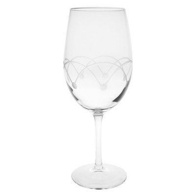 18oz 4pk Disco All-Purpose Wine Glasses - Rolf Glass