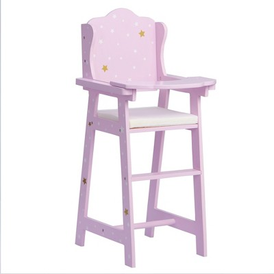 baby doll high chairs reclining desk chair staples olivia s little world twinkle stars princess target