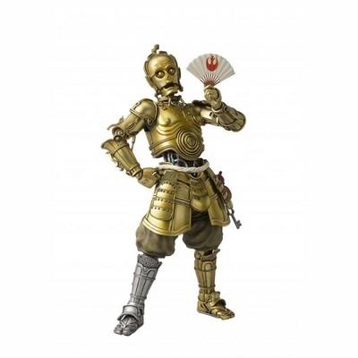 Meisho Movie Realization - Star Wars - Honyaku Karakuri C-3PO Action Figures