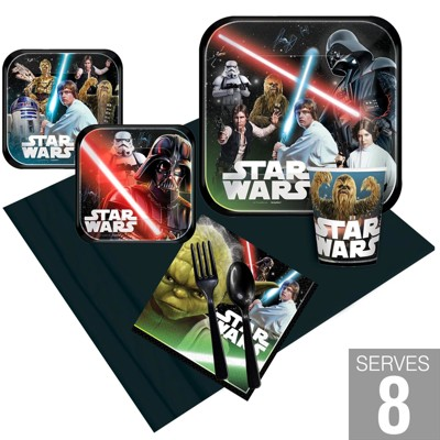 8ct Star Wars Classic Party Pack