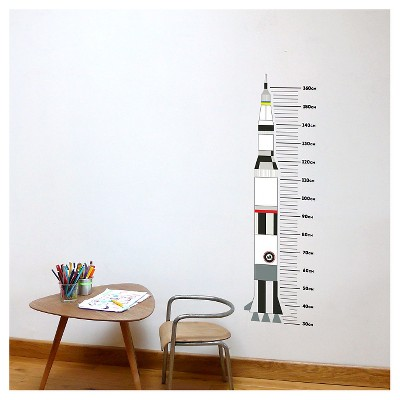 also rocket height chart wall decal target rh