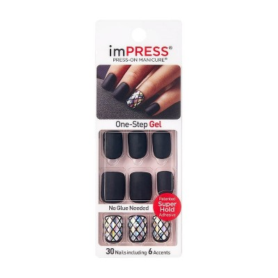 Bway ImPRESS Accents Claim To Fame  30 Ct  Target
