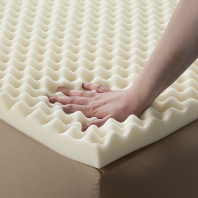 "Enhance Highloft 2"" Memory Foam Topper White - Future Foam"