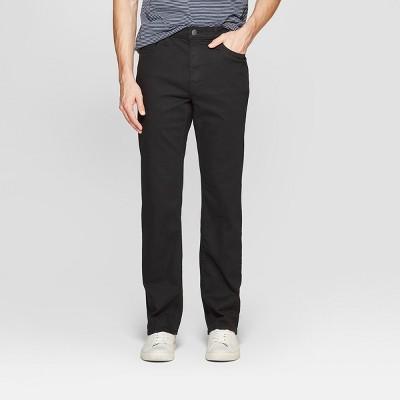 Men's Slim Straight Fit Jeans - Goodfellow & Co™ Black