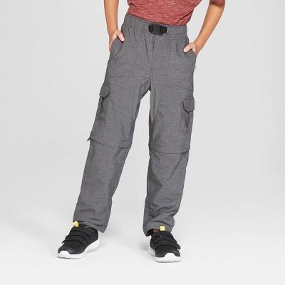 Boys' Chino Pants - Cat & Jack™ Gray