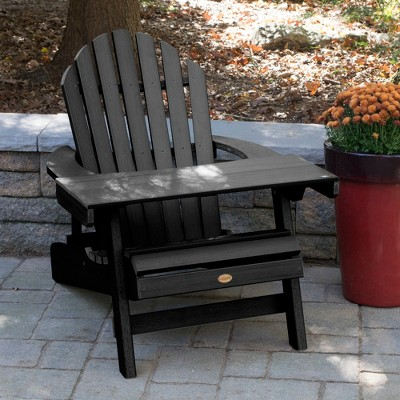 highwood adirondack chair steel in construction hamilton folding reclining with table target