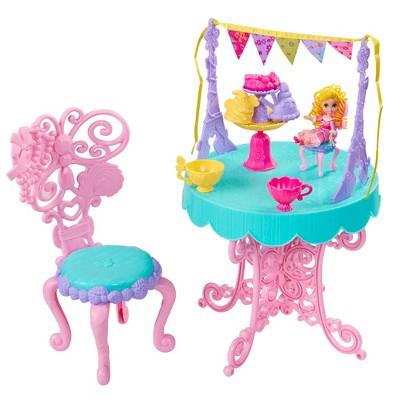 Disney Fancy Nancy Exclusive Fancy Friends Bistro Set with Accessories