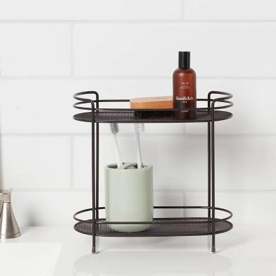 bathroom rack target